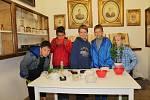 Školáci vyměnili třídu za muzeum a poznávali archeologii, ptáky v Drábských světničkách i stará řemesla a nástroje