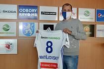 Marek Matějovský prodloužil smlouvu v FK Mladá Boleslav
