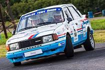 Na Rally Bohemia se představily také legendy