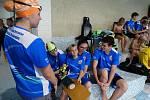 Mladoboleslavský tým vodních záchranářů se zúčastnil závodů v Neratovicích