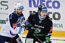 Tipsport extraliga: BK Mladá Boleslav - HC Škoda Plzeň.
