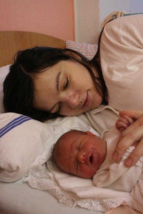 Hana a Martin Volfovi z Horek nad Jizerou mají od 2. února dceru Aničku. Ta po porodu vážila 3,4 kg a měřila 51 cm.