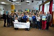 Základní škola v Bělé získala ocenění za svou práci v podpoře myšlenky spravedlivého obchodu v zemích globálního Jihu. Pyšní se titulem Fairtradová škola jako pětadvacátá škola v republice.