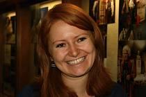 Vítězka Dětské noty 2012 Veronika Doudová