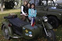 Otevření vojenského muzea v Mladé Boleslavi