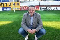 Josef Dufek, prezident FK Mladá Boleslav.