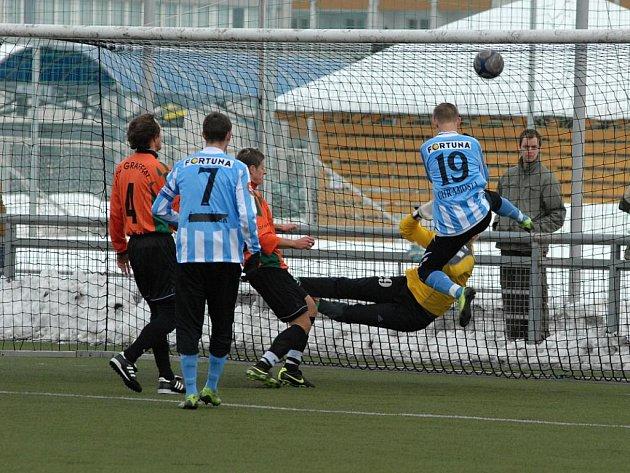 Přípravné utkání: FK Mladá Boleslav - FC Graffin Vlašim