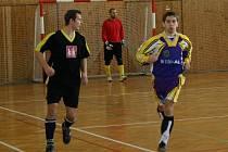 Okresní futsalová liga: Jizeran Doubrava - Malibu B