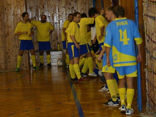 Okresní futsalová liga: 5.kolo