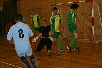 Okresní futsalová liga: Bang - DFK