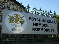 Psychiatrická nemocnice Kosmonosy - ilustrační foto.