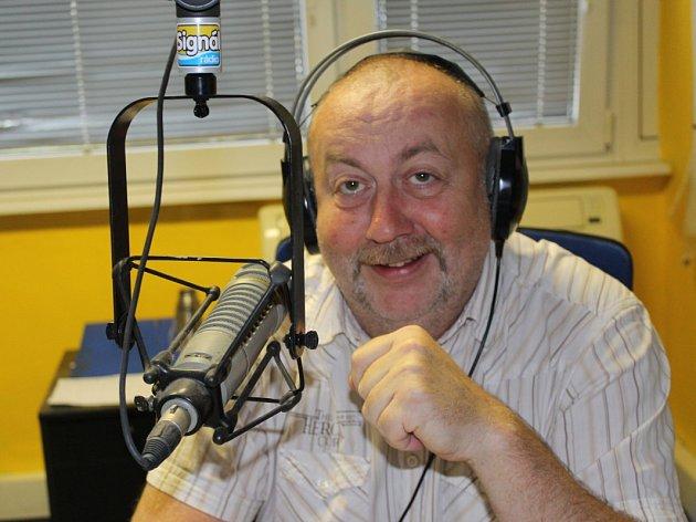 Programový ředitel Signál rádia Luboš Dvořák.