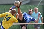 Nohejbalový turnaj se uskutečnil v přátelské atmosféře v Kolomutech.