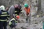 Nález nebezpečné rtuti v centru Mladé Boleslavi museli zlikvidovat hasiči.