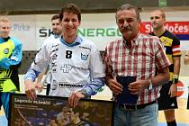 Pavel Bouška se v sobotu rozloučil s kariérou