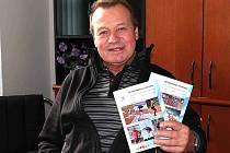 JIŘÍ KUKLA dostal k narozeninám tři první místa, která si vyběhal v kategorii veteránů nad 70 let.