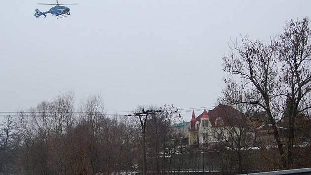 Pátrání po pohřeovaném Miroslavu Bajtlerovi v okolí Bakova nad Jizerou.