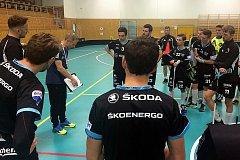 Petri Kettunen vedl trénink Mladé Boleslavi.