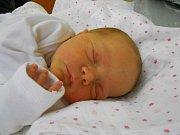Mia Tučková se narodila 12. dubna, vážila 3,04 kg a měřila 46 cm. S maminkou Barborou a tatínkem Markem bude bydlet v Mladé Boleslavi, kde už se na ni těší bráškové Josífek a Jáchymek.