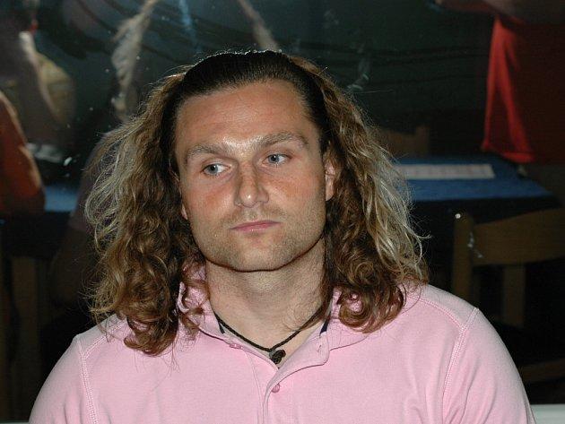 Hokejista Václav Drábek