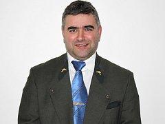 Dušan Hýbner, předseda středočeského svazu rybářů