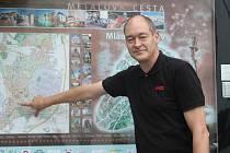 Ředitel infocentra v Mladé Boleslavi Gérard Keijsper