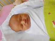 Martínka Šnoblová se narodila 12. května, vážila 3,56 kg a měřila 50 cm. Maminka Martina a tatínek Stanislav si ji odvezou domů do Luštěnic, kde už se na ni těší bráška Staníček.