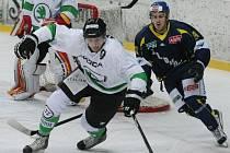 I. hokejová liga: HC Slovan Ústečtí Lvi - BK Mladá Boleslav