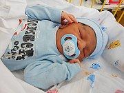 Brian Derko Červeňák se narodil 15. dubna, vážil 3,24 kg a měřil 50 cm. S maminkou Andreou a tatínkem Ernestem bude bydlet v Mladé Boleslavi.
