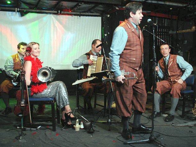 Funny Fellows v Boleslavi zahrají už v pátek 27. března.