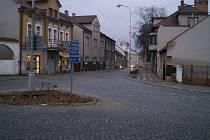 Boleslavská a Husova ulice v Bakově dostanou nový kabát