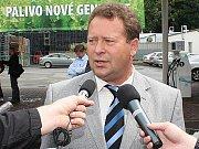 Generální ředitel TTD Cukrovary a lihovary Oldřich Reinbergr.
