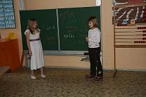 Zápis předškoláků do prvních tříd.