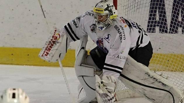 I- hokejová liga: HC Benátky nad Jizerou - Horácká Slavia Třebíč
