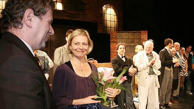 Herečkou roku 2009 se stala Karolina Frydecká.