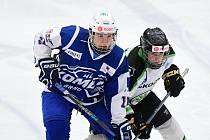 Hokej, extraliga staršího dorostu, BK Mladá Boleslav - Kometa Brno.