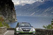 Juho Hänninen na trati italské Rally 1000 Miglia