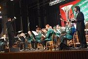 Podnikový dechový orchestr Škoda Auto vystoupil ve středu v Domu kultury v Mladé Boleslavi.