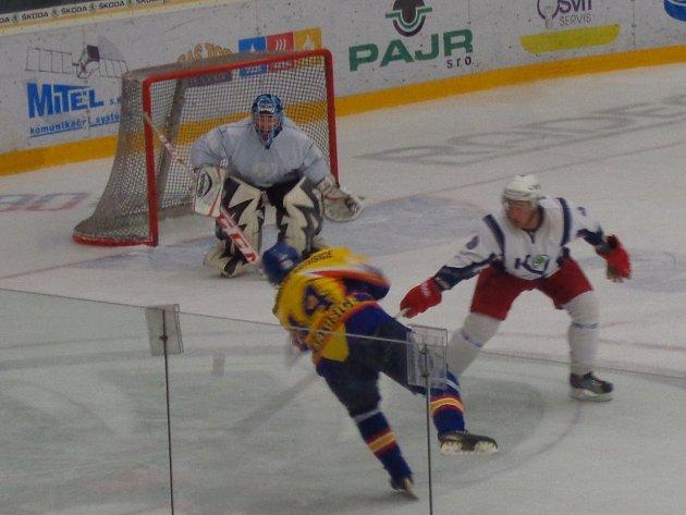 Hokejová Liga Boleslavského deníku: HC Katusice - Odbory KOVO MB.