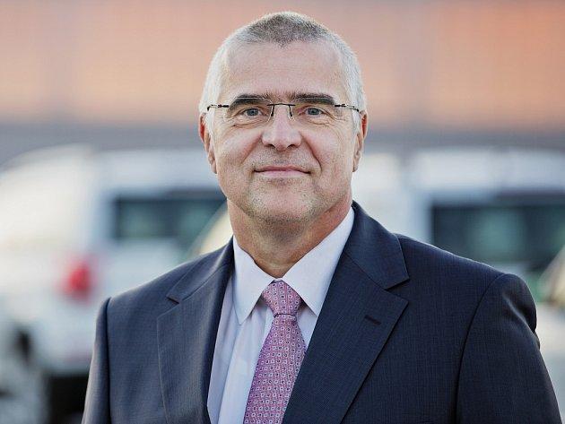 Jiří Černý je novým vedoucím závodu Škoda Auto v Kvasinách.