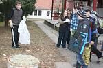 Děti z kněžmostské školy se vydaly čistit Český ráj