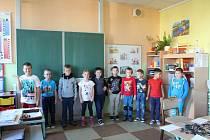 Žáci třídy 1. B