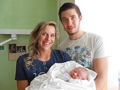 Filípek Lankaš se narodil 20. listopadu mamince Elišce a tatínkovi Filipovi z Mladé Boleslavi. Vážil 3,34 kg a měřil 50 cm.