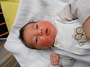 Terezka Cihlářová přišla na svět 5. ledna s mírami 3,67 kg a 52 cm. Maminka Renata a tatínek Lukáš si ji odvezou domů do Brodců.