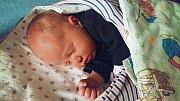 Matěj Hluchý se narodil 23. února, vážil 3,11 kg a měřil 48 cm. S maminkou Lucií a tatínkem Janem bude bydlet v Mladé Boleslavi.
