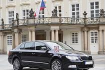 Prezidentská limuzína Superb