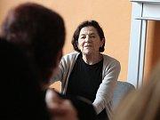 Izraelská spisovatelka židovského původu Eva Erbenová.