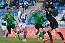 FK Mladá Boleslav - 1.FK Příbram