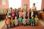 Základní škola Benátky nad Jizerou, Pražská 135. Třída 1.A - Paní učitelka Čančíková Eva