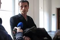 Odsouzený Jiří Jahoda